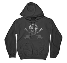 Classic Gas Mask Pullover Hoodie