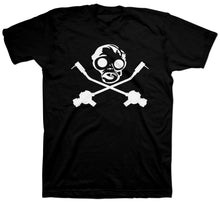 SID Big Gas Mask Unisex Tees