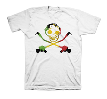 Sid Rasta Gas Mask Tee