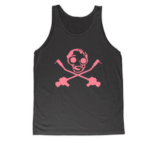 SID Big Gas Mask Unisex Tanks