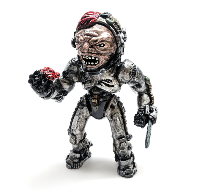 SID zoMBi-bOT Limited Edition Figurine