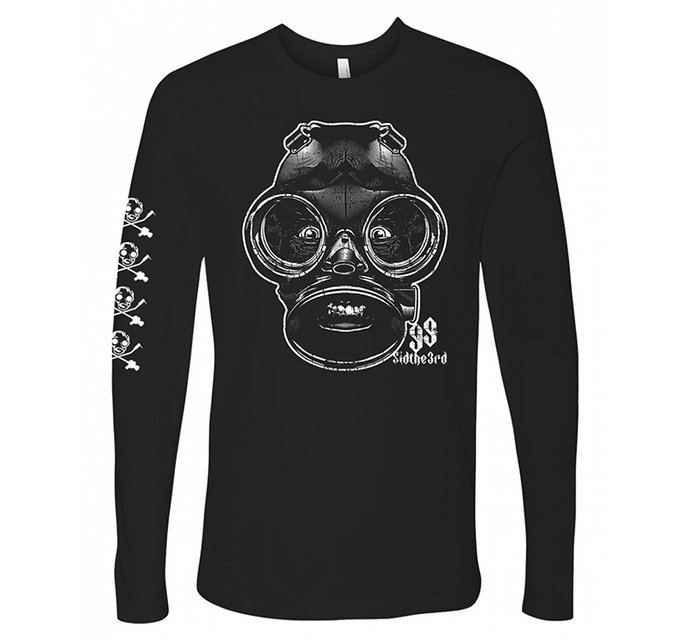 The Definitive SID Mask History Series: Issue #0. 1999. Unisex Long Sleeve Tee