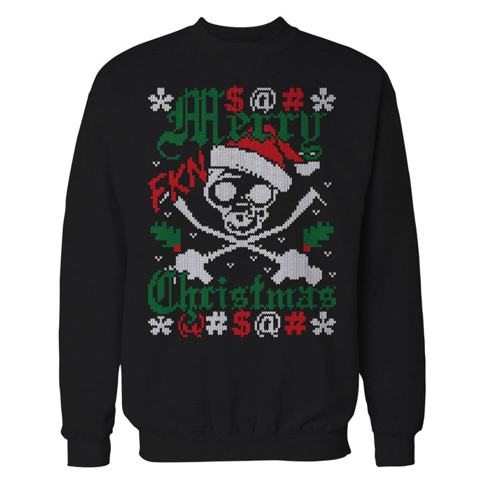 Merry FKN Christmas - Sid Wilson Ugly Sweater