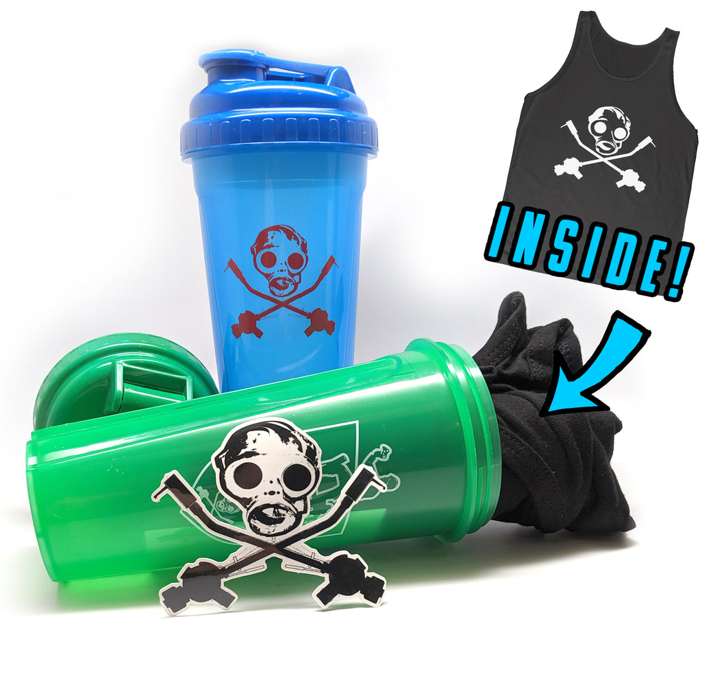 Shaker & Tank Super Bundle