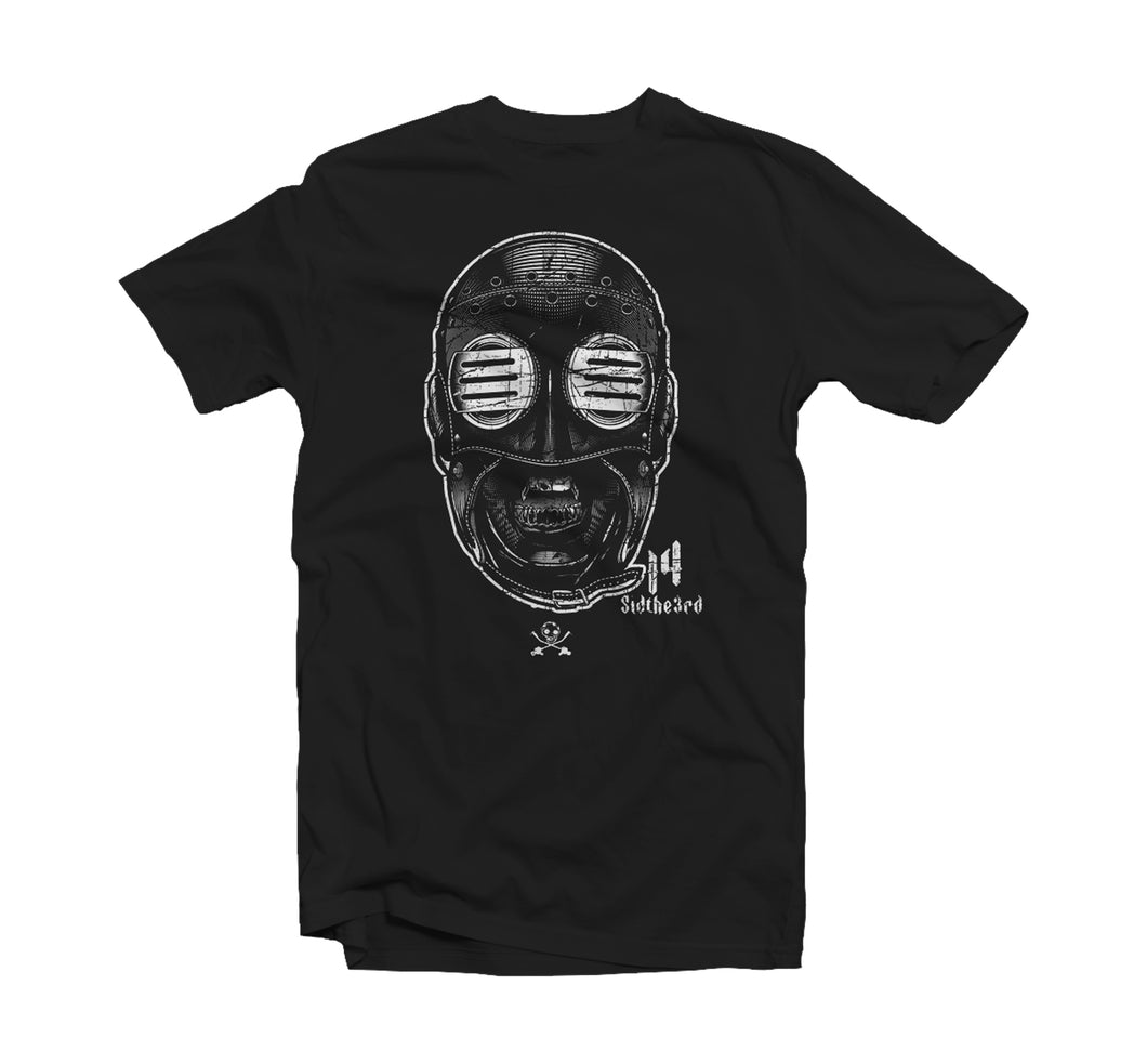 The Definitive SID Mask History Series: Issue #4. 2014. The Gray Chapter. Big Mask. Unisex Short Sleeve Tee