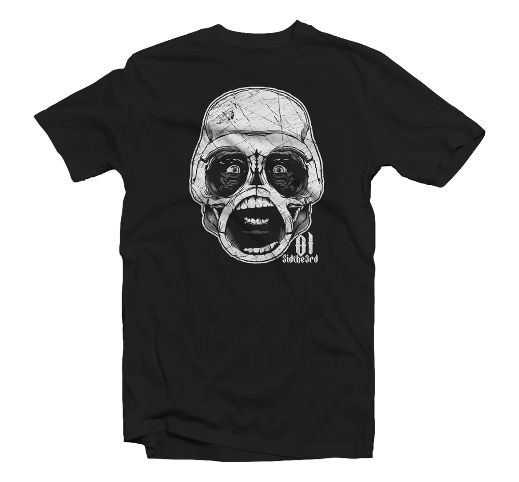 The Definitive SID Mask History Series: Issue #1. 2001. Big Mask. Unisex Short Sleeve Tee