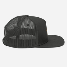 Mesh Back SID Gas Mask Snapback