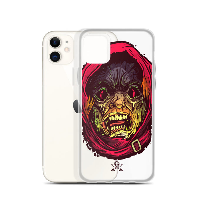 Savage Mask Mutations iPhone Case