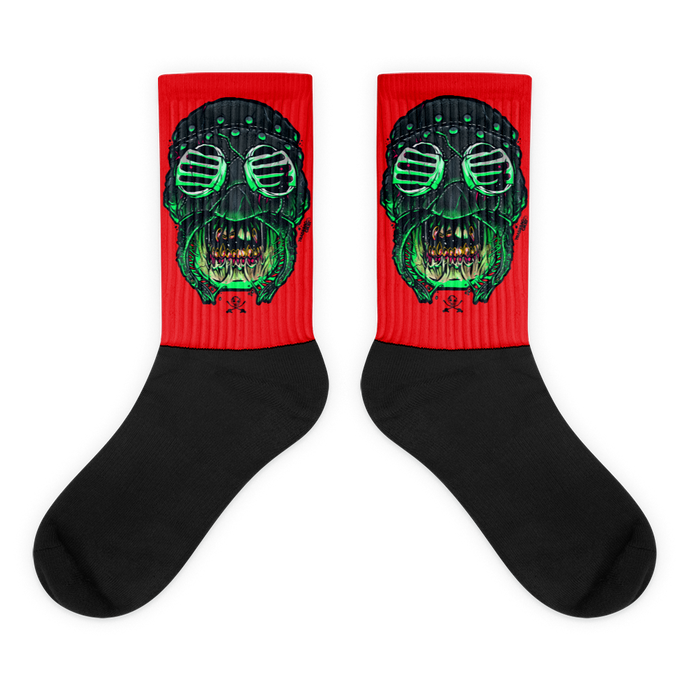 Savage Mask Mutations Issue 001 Socks