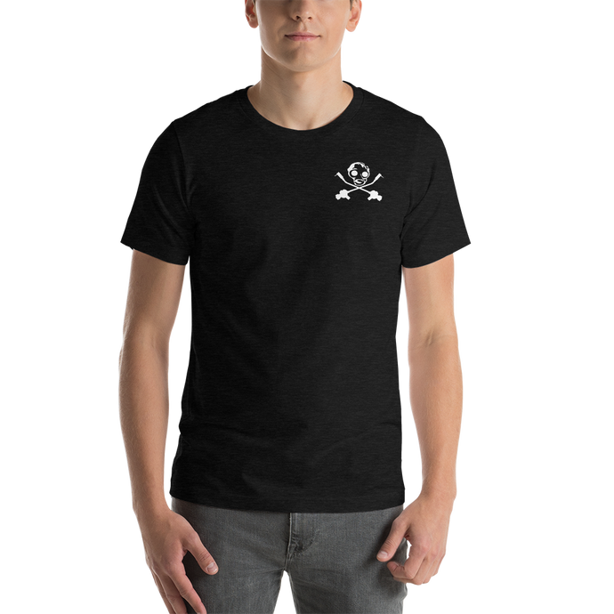 Gas Mask Short-Sleeve Unisex T-Shirt