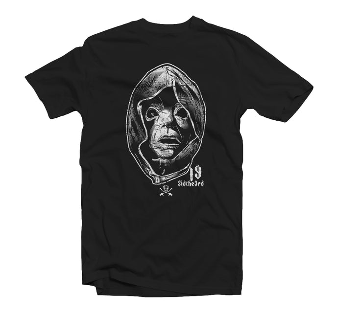 The Definitive SID Mask History Series: Issue #5. 2019. Big Mask. Unisex Short Sleeve Tee