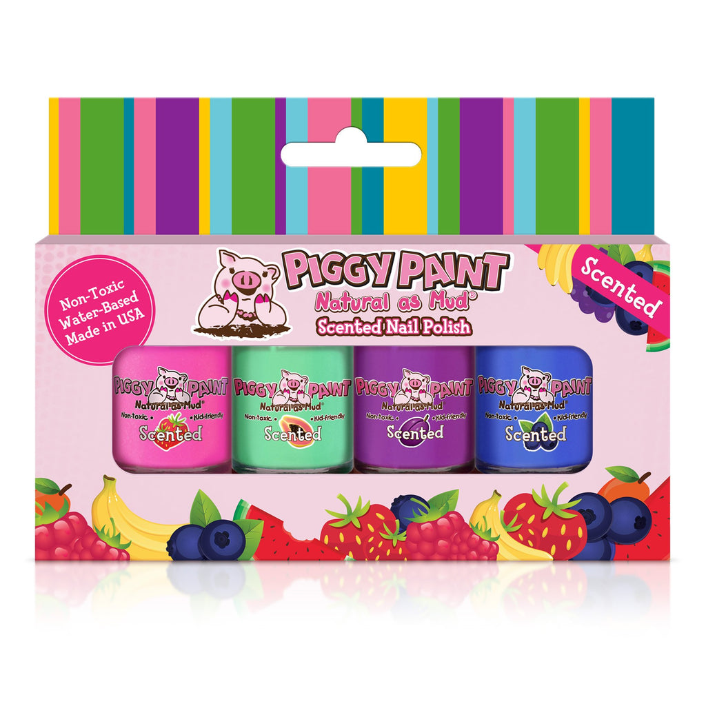 Scented Fruit Fairy Set - Super Toy
