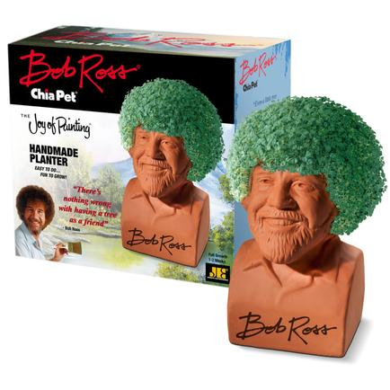 Chia Bob Ross - Super Toy