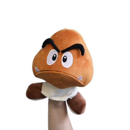 Hashtag Collectibles Goomba puppet