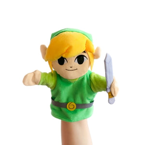 Hashtag Collectibles Link Puppet