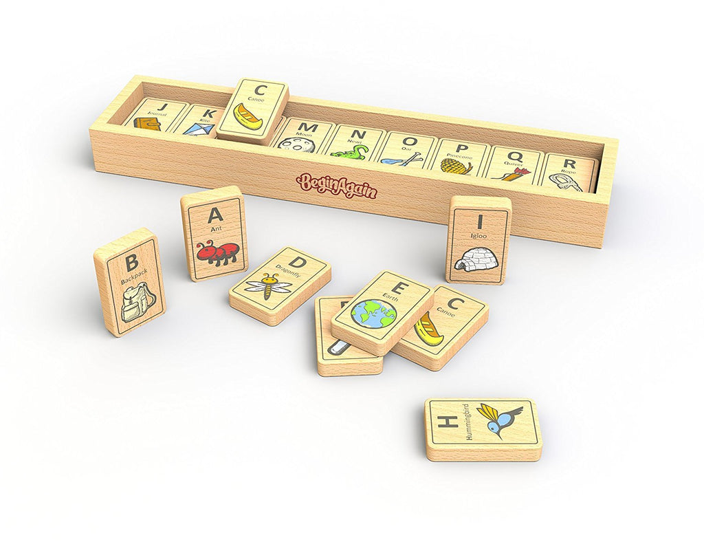 Alphabet Adventure Tiles - Super Toy