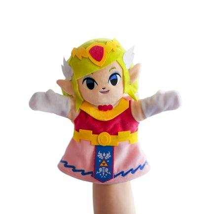 Hashtag Collectibles Princess Zelda Puppet
