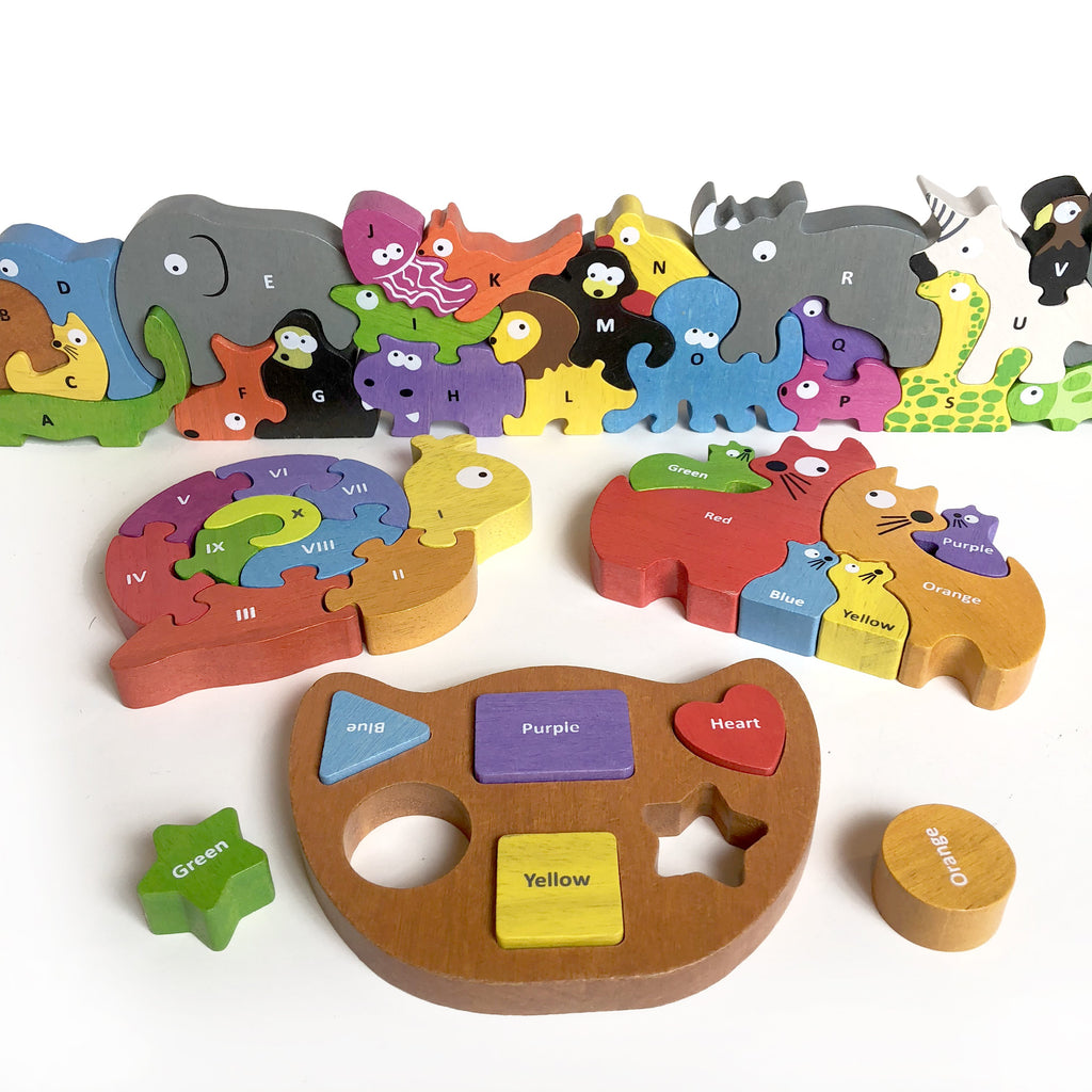 Barlowe's Learning Box - Super Toy