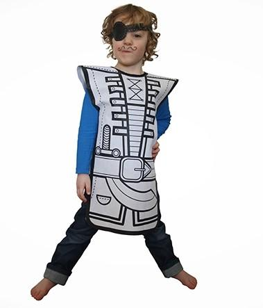 Colour Your Costume - Pirate - Super Toy