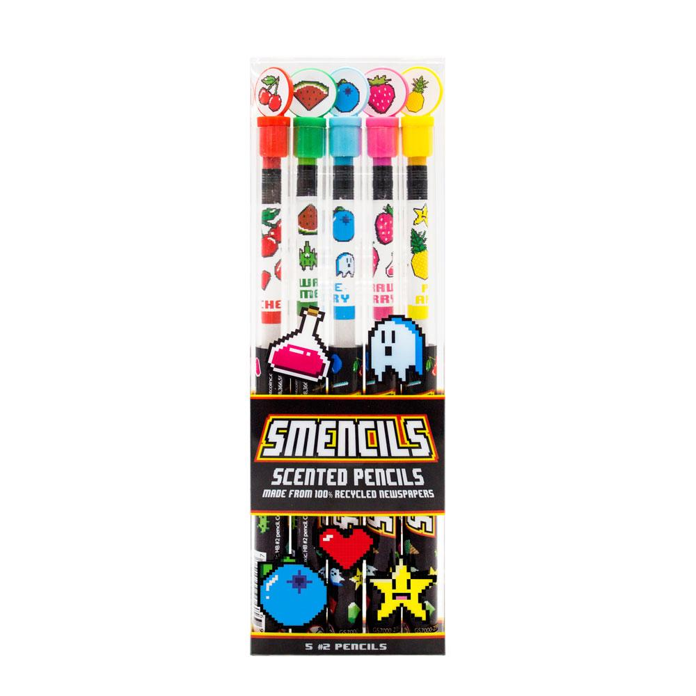 Gamer Smencils 5-Pack - Super Toy