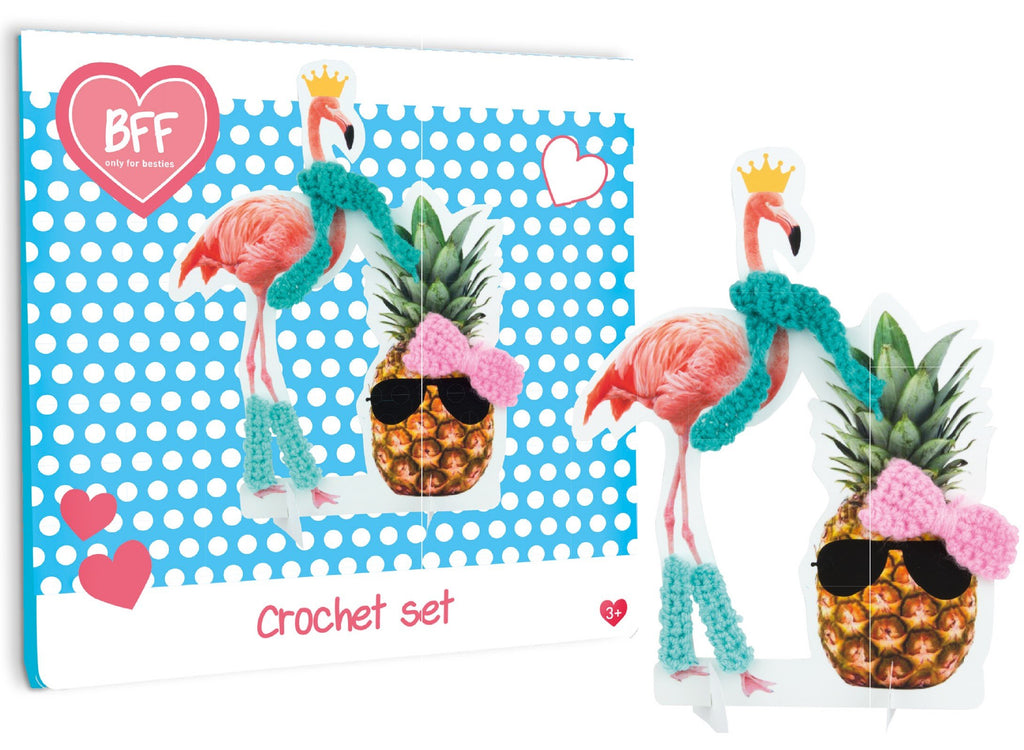 BFF Crochet Set - Super Toy