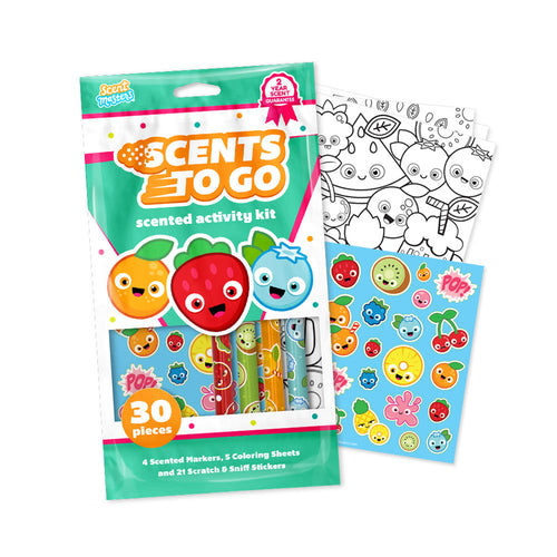 Scents to Go Markers Kit