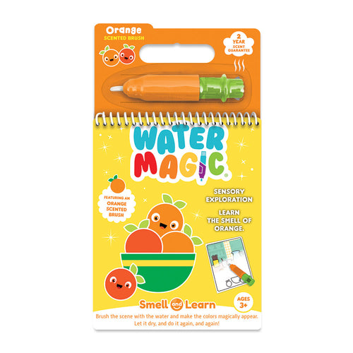 Smell and Learn Water Magic - Orange
