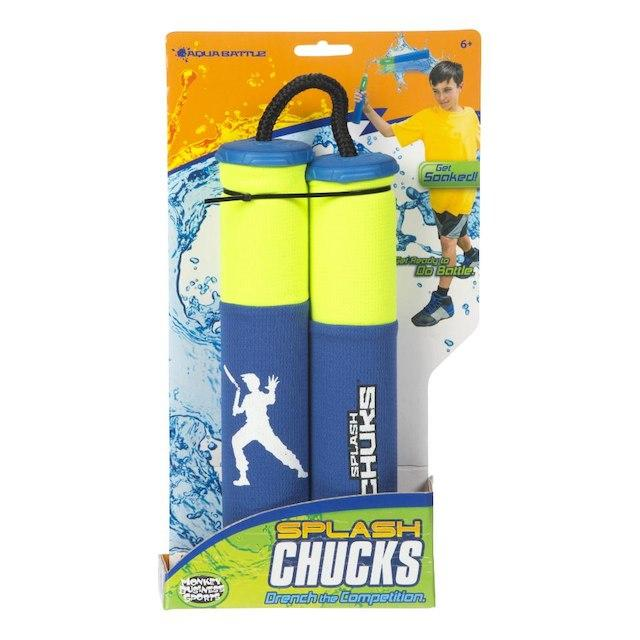 Aqua Battle Splash Chucks - Super Toy