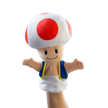 Hashtag Collectibles Toad Puppet
