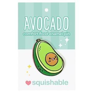 Avocado Enamel Pin - Super Toy