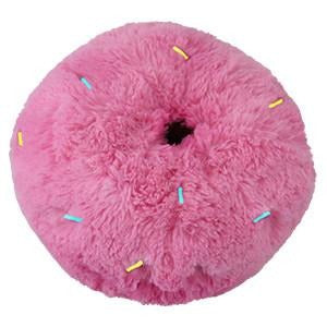 Mini Squishable Pink Donut - Super Toy