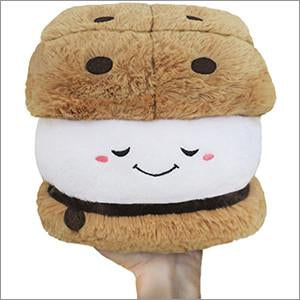 Mini Squishable S'more