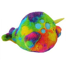 Load image into Gallery viewer, Squishable Prism Narwhal