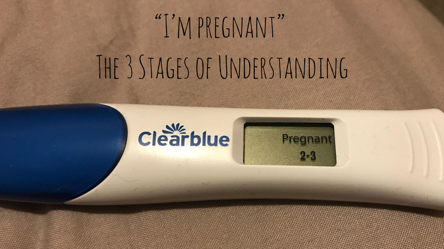 """I'm pregnant"" 