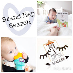 Belo + Me brand rep search