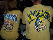 Holy Mackerel Special Golden Ale T-shirt -dyed in Special Golden Ale