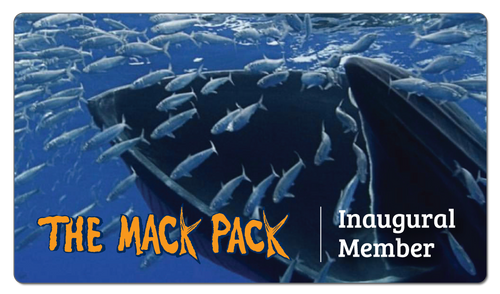 The Mack Pack (Inaugural)*             Sold Out