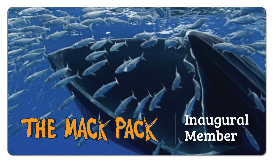 The Mack Pack (Inaugural)*