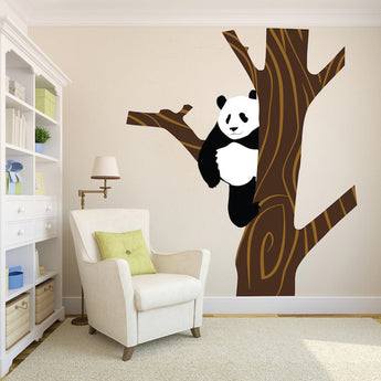 Animal Wall Decals Nursery Wall Decals Large Animals Decals Nurserydecals4you