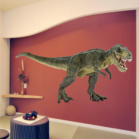 Dinosaur Wall Decal Kids Room Decor Dino Removable Wall Mural Art Sticker Bedroom  Stickers, C94
