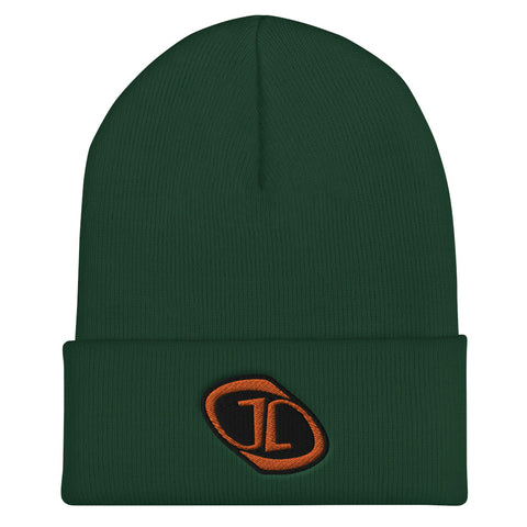 Ginger Dynamics Cuffed Beanie