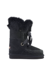 Eskimo Lace Up Fur Boot