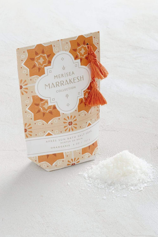 Orangerie Bath Salt Soak