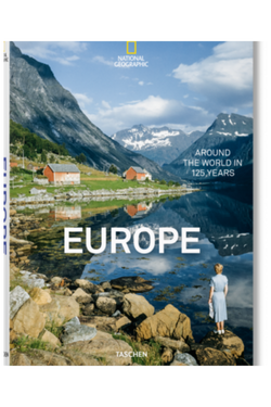 National Geographic Around The World In 125 Years - Europe