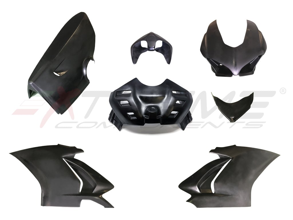 COMPLETE FAIRINGS + REAR TAIL + AIRBOX COVER FOR DUCATI PANIGALE V4 / V4S (2018/2019)