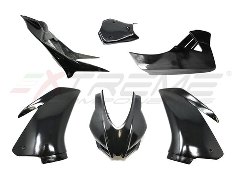 COMPLETE FAIRINGS + REAR TAIL FOR APRILIA RSV 4 (2009/2014)