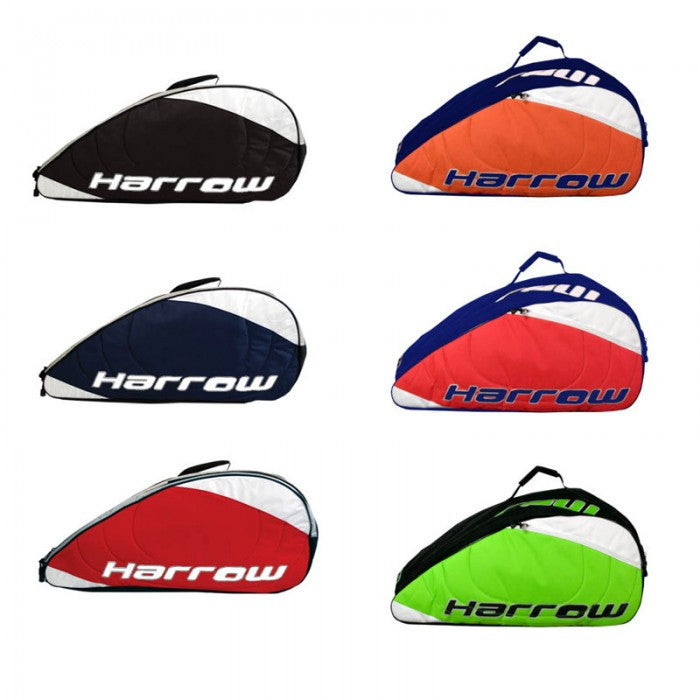 Harrow Pro Racquet Shoulder Bag for 6 Racquets
