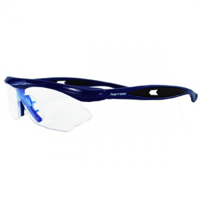 Harrow Radar Junior Squash Eye Guard, Roya