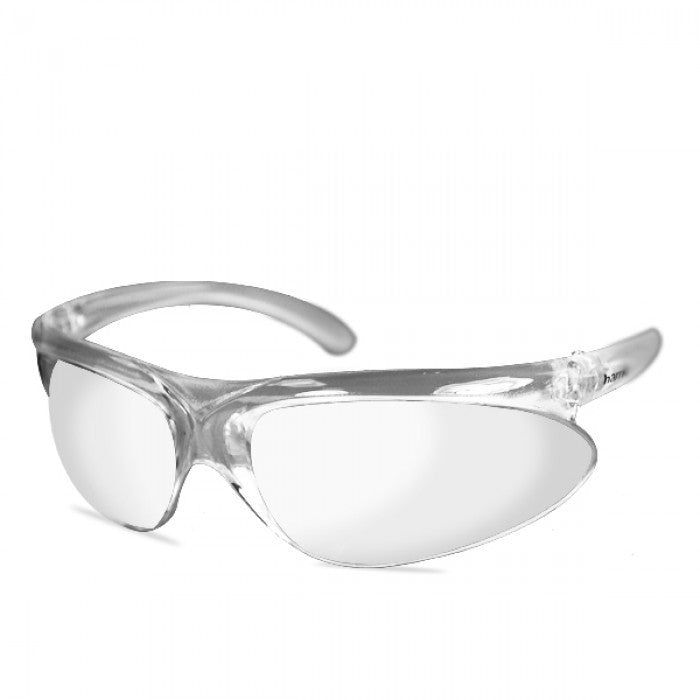 Harrow Shield Pro Squash Eye Guard, Clear
