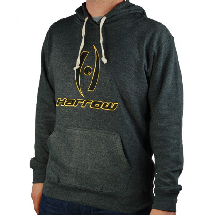 Harrow Full Icon Tri-blend Unisex Hoodie *LIMITED EDITION